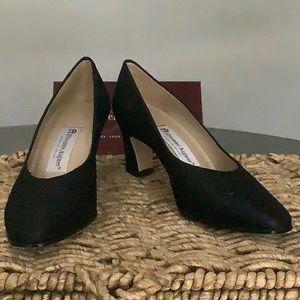 Brand new Etienne Aigner silk shoe